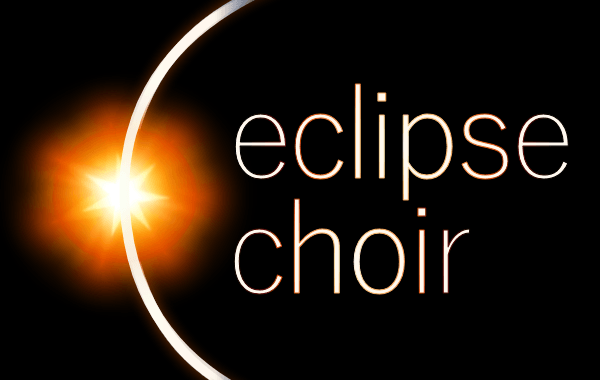 Eclipse Choir retina logo